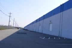 Exterior Warehouse Painting - Fedex Building