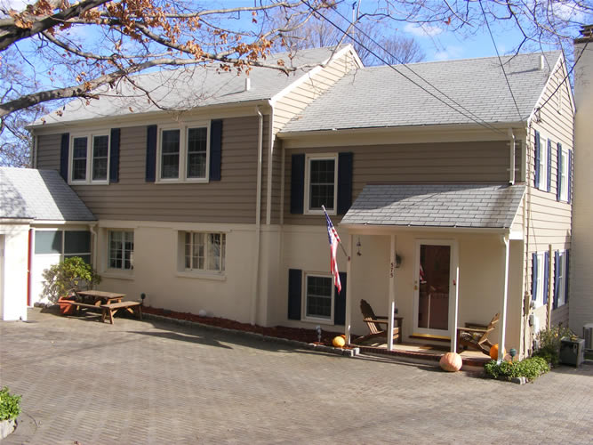 Exterior painting nj gallery top rated painters essex county - Painting exterior woodwork image ...