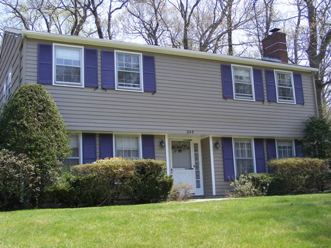Unit17 550 283 for the home pinterest - How to paint a 2 story house exterior ...