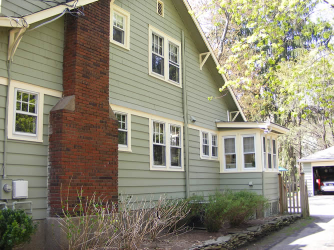 Exterior painting nj gallery top rated painters essex county - Paint exterior wood set ...