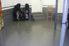 Garage, Deck