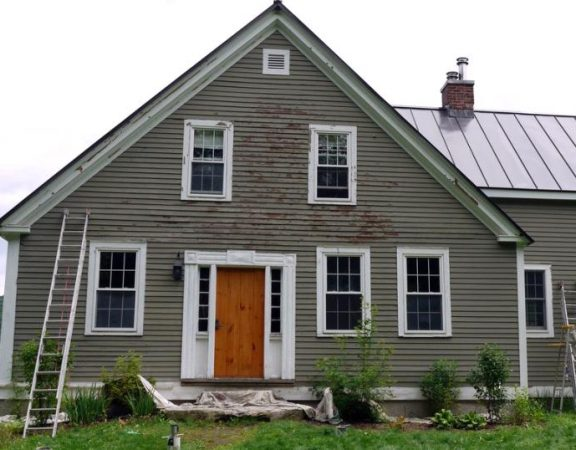 Choose an Exterior House Painter