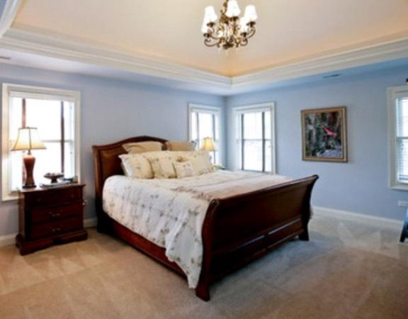 Bedroom paint color trends for men worry free painting for Bedroom paint colors 2017
