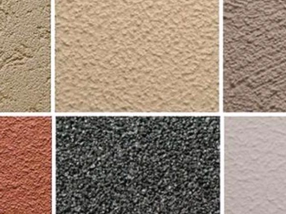 Types of Paint Finishes