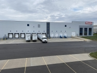 Commercial Painting for Exterior Warehouse