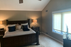 Franklin Lakes Residential Painting - Master Bedroom & Bathroom