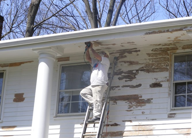 exterior paint jobs