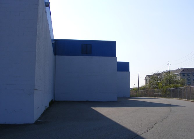 warehouse exterior painting