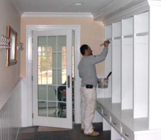 Prepare a House for Sale paint
