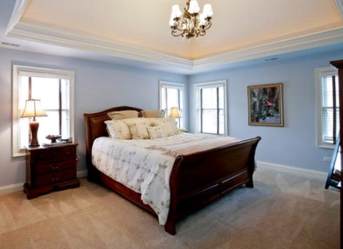traditional bedroom colors types of paint finishes worry free painting 13562