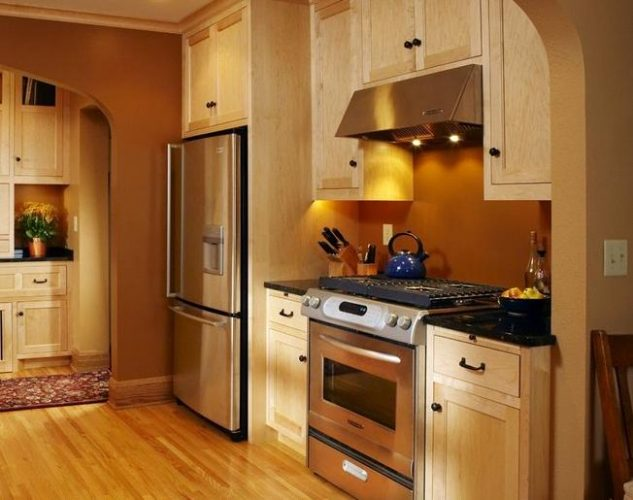 Traditional Kitchen Paint Colors soft colors